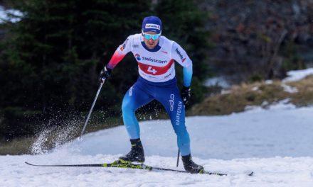 La Suisse au pied du podium en relais