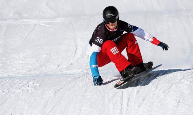 Le snowboardcross sourit à nouveau à la Suisse