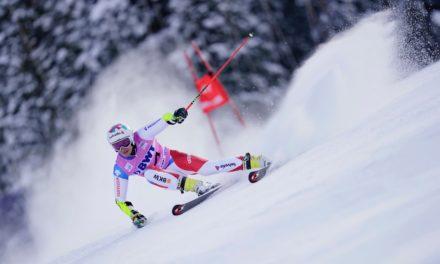 Odermatt et les Suisses brillants à Saint-Moritz