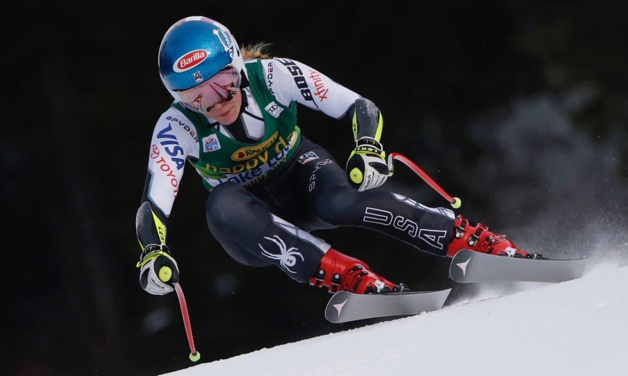 Shiffrin toujours plus dans l'histoire du ski
