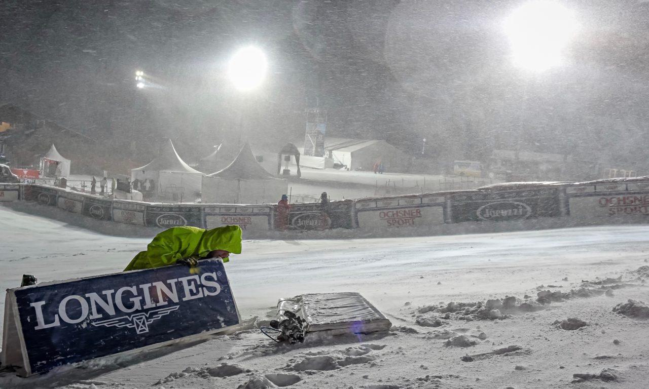 Le slalom de Val d'Isère annulé