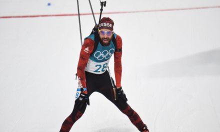 Un premier top 10 cet hiver pour Benjamin Weger
