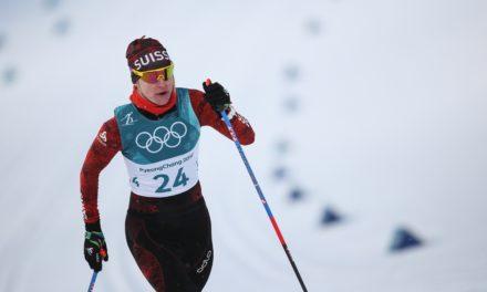 Belle 7e place de Nadine Fähndrich à Davos