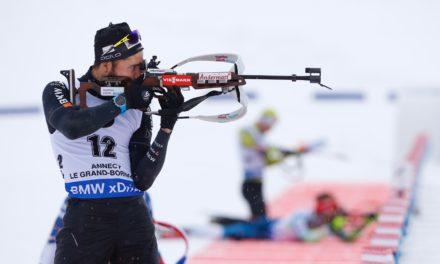 Exploit suisse historique en biathlon!