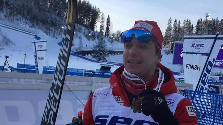 Cyril Fähndrich en bronze aux Mondiaux juniors