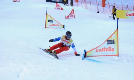 Dario Caviezel échoue en finale à Bad Gastein