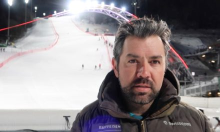 Joris: « On va se battre pour le podium à Schladming »