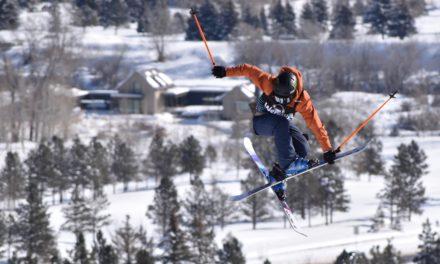 Sarah Höfflin se pare d'argent à Aspen