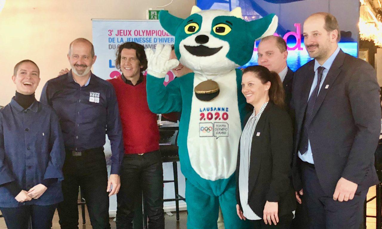 Lausanne 2020 paré pour les JOJ