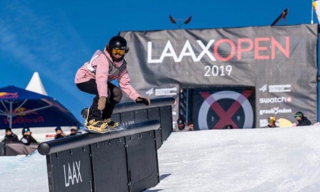 Les Suisses trustent les podiums à Laax