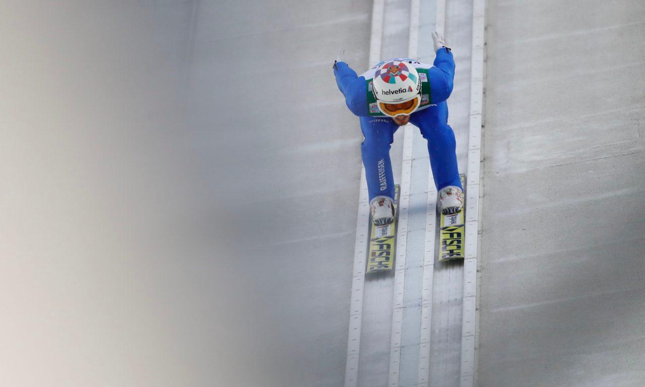 Killian Peier brille de mille feux à Innsbruck