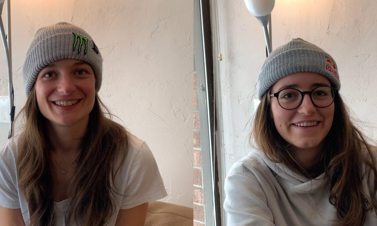 Sarah Höfflin et Mathilde Gremaud se confient