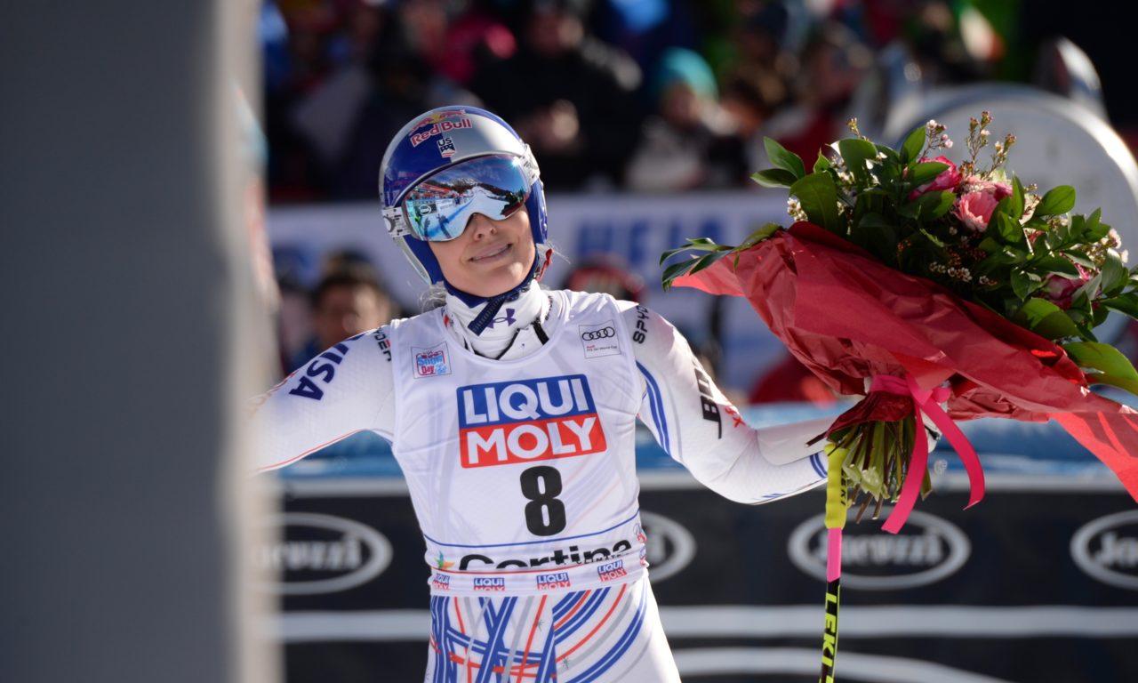 Lindsey Vonn rangera les skis après Are