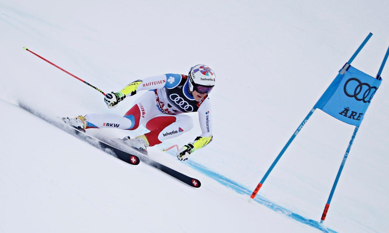 Marco Odermatt sauve l'honneur suisse en super-G
