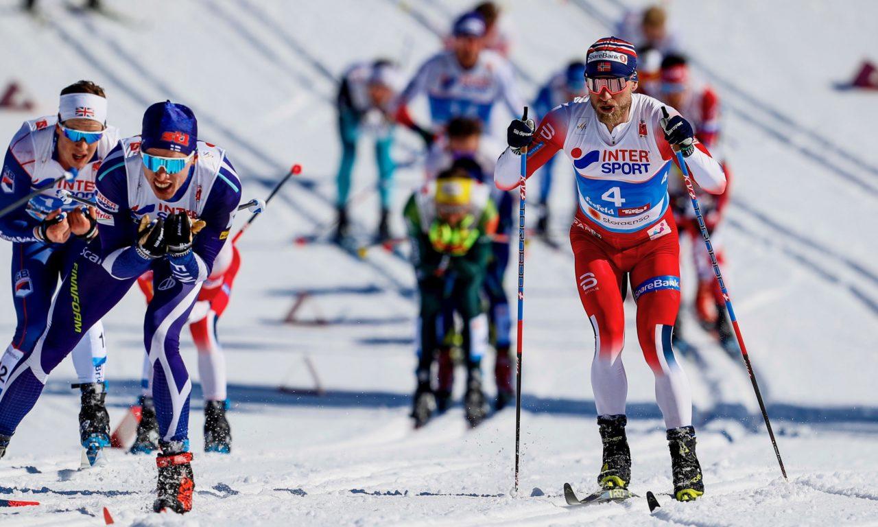 Sur fond de polémique de dopage, Sundby titré
