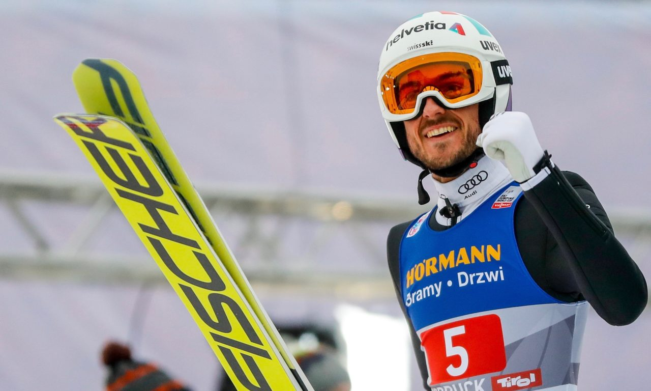 Killian Peier médaillé de bronze à Innsbruck!