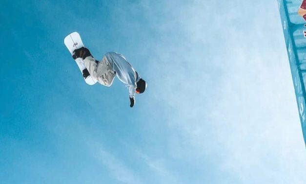 L'US Open de snowboard avec Pat Burgener en direct