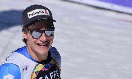 Marco Odermatt surfe sur sa forme olympique