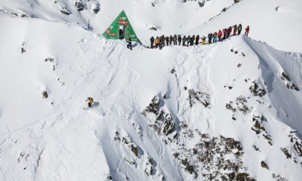L'étape du Freeride World Tour en Andorre en direct