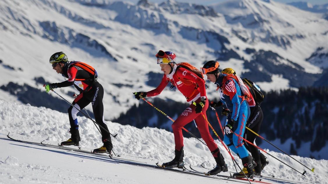 La périlleuse vocation olympique du ski-alpinisme
