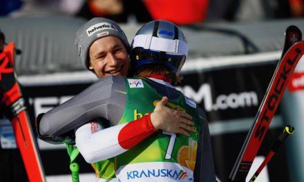 Marco Odermatt s'offre un premier podium en carrière
