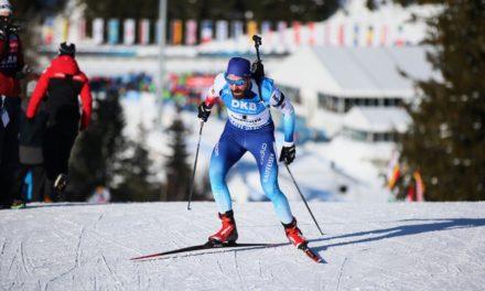 Benjamin Weger accroche un top 10 au sprint mondial