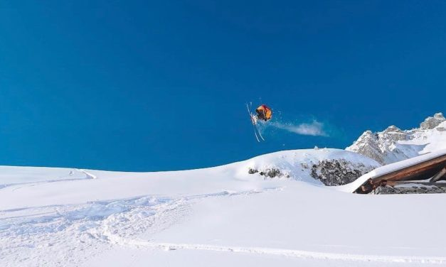 Carl Renvall se qualifie pour le Freeride World Tour