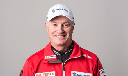 Hugues Ansermoz quitte le ski de compétition
