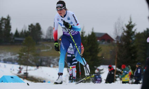 Nathalie von Siebenthal prend sa retraite