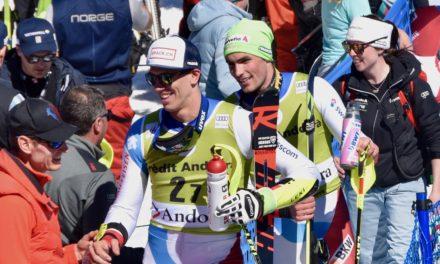 Les slalomeurs romands avec de grandes ambitions
