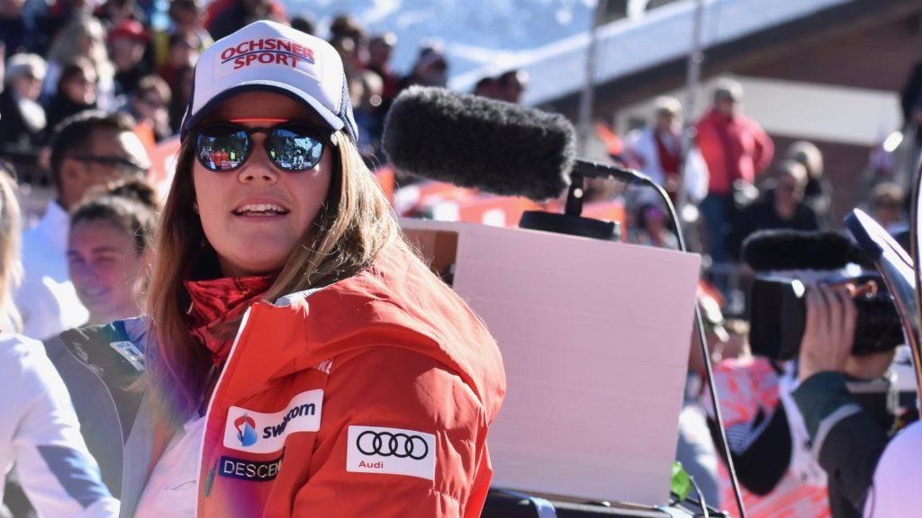 Levi: Retour encore différé pour Mélanie Meillard | SkiActu.ch