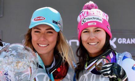 """""""Compétitive pour la victoire en slalom"""""""
