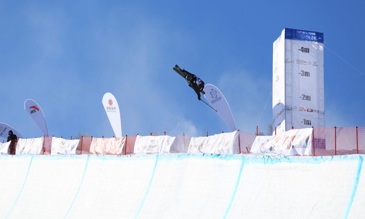 Robin Briguet retrouve la finale en Chine