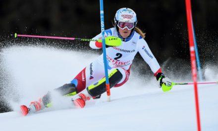 Mélanie Meillard sera au départ du slalom à Lienz