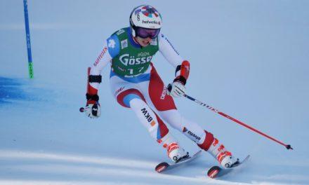 Incroyable Michelle Gisin, 3e du slalom de Lienz