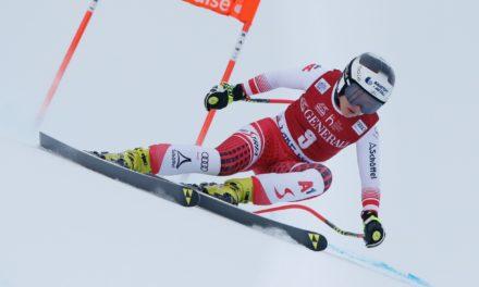 Nicole Schmidhofer retrouve la victoire