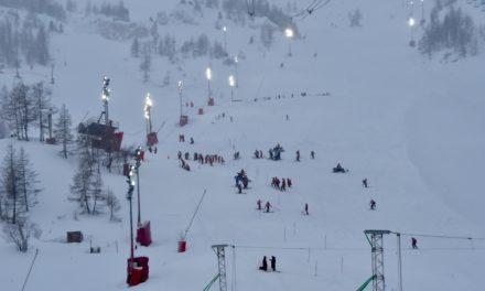 Pas de course ce samedi à Val d'Isère