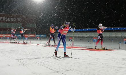 Exploit historique pour le relais suisse féminin