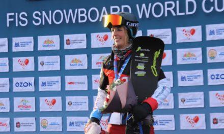 Ladina Jenny monte encore sur le podium