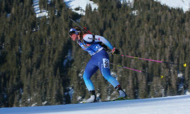 Lena Häcki commence par un top 10