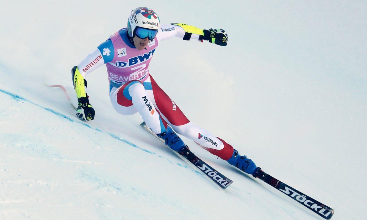 Marco Odermatt triomphe pour la première fois