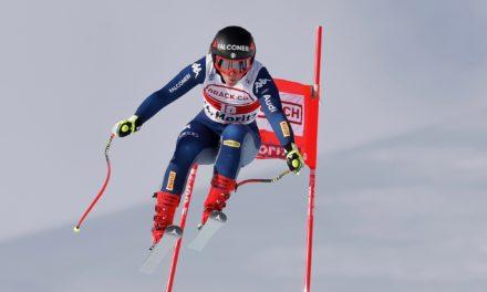 Goggia, sans bâton, et pour un centième à Saint-Moritz