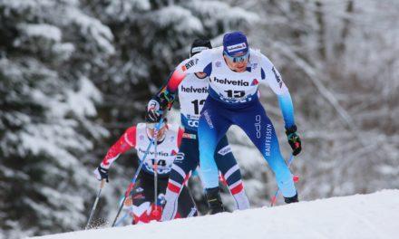 Dario Cologna de retour sur le podium à Davos