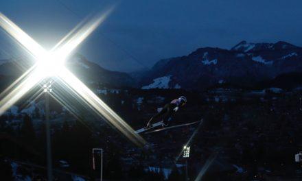 Simon Ammann sauve le clan suisse à Oberstdorf