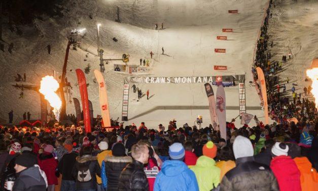 Le slalom nocturne de Crans-Montana pendant les Fêtes
