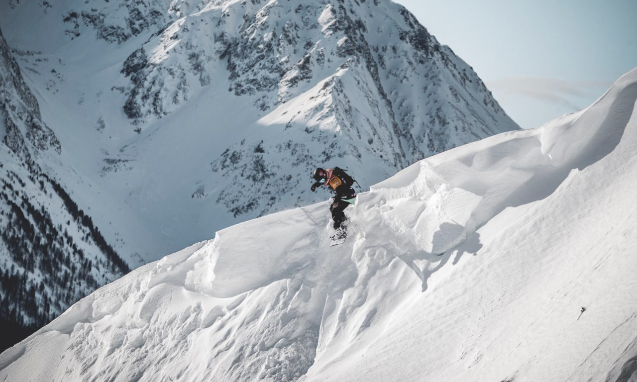 Les snowboardeurs suisses brillent à Kappl