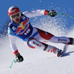 Carlo Janka se montre à l'entraînement