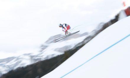Marc Gisin ne fera pas de course cet hiver