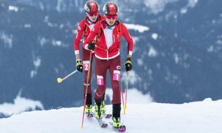 Double doublé suisse pour les débuts du ski alpinisme!