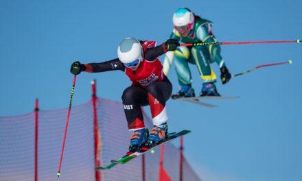 Marie Karoline Krista s'offre l'or du skicross